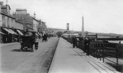 Horse as well as motor transport