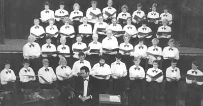 Dorian Choir Concert