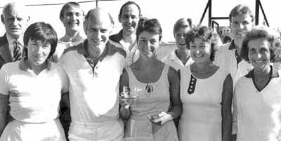 100 years of tennis