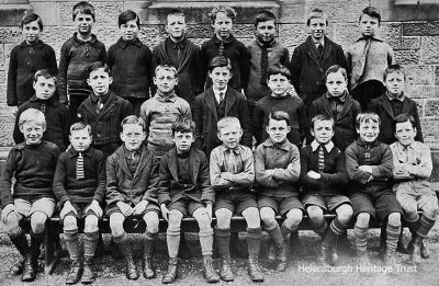 Clyde Street pupils