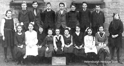Class photo