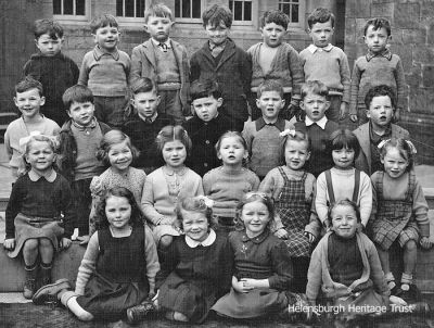 Names missing