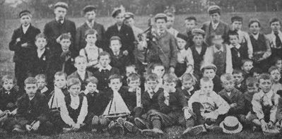 Luss School 1897