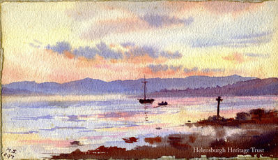View from Helensburgh
