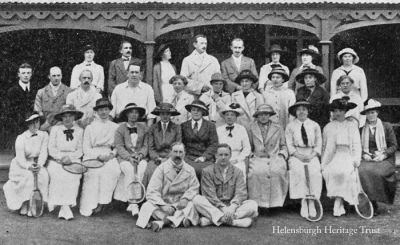 1913 Helensburgh Lawn Tennis Club