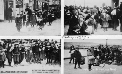Potato seekers