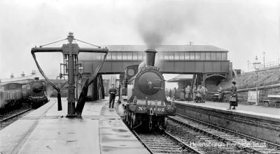 Craigendoran Station