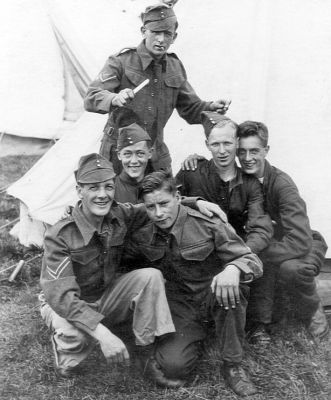 Fun at camp