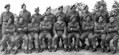 Antwerp Camp