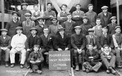 1931 McGruers staff