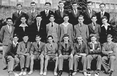 1944 Hermitage 4th Year boys