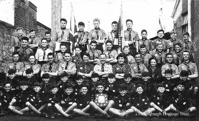 1st Craigendoran Scouts