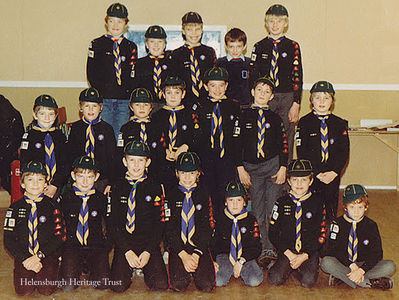 3rd Cougar Cubs