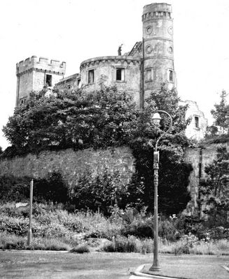 Castle demolition