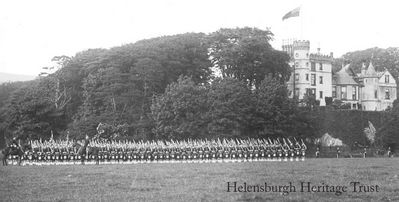 Argylls at Ardencaple