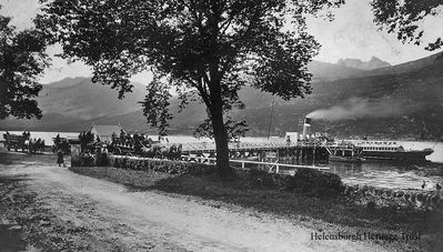 Arrochar Pier