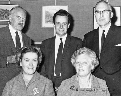 Art Show opening