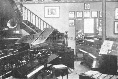 Battrums Music Shop