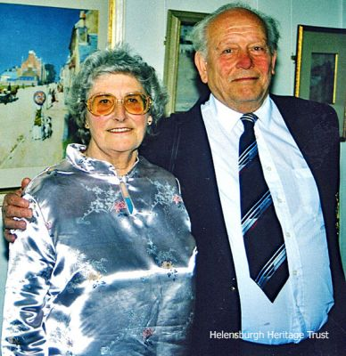 Trust founder