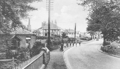 Cardross Main Street