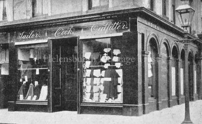 W.Cook, Tailor
