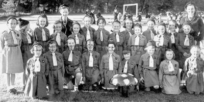 Coronation Brownies