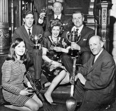 Cove anglers