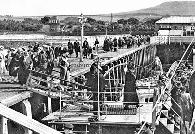 Craigendoran Pier