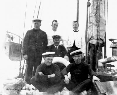 Crew of Eileen