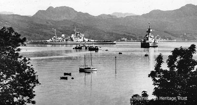 Gareloch battleships