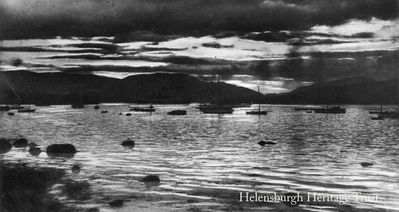 Gareloch sunset