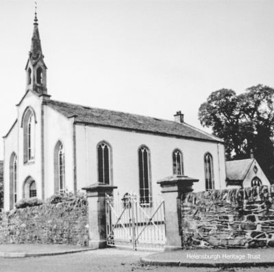 Garelochhead Church