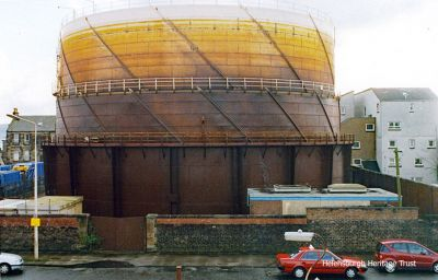 Burgh gasometer