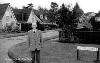 His street