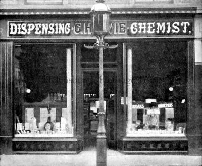 Harvie Chemist