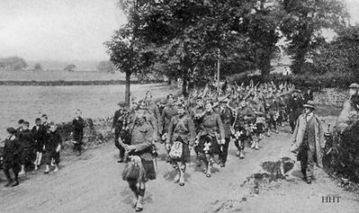 Helensburgh Company 9th Argylls