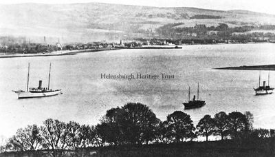 Helensburgh from Rosneath