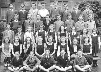 Hermitage School Class 1946