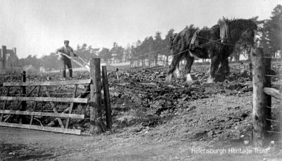 Burgh ploughing