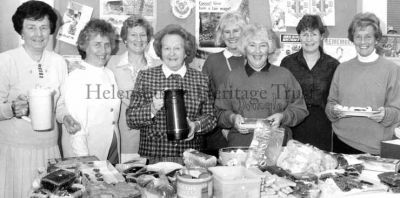 Inner Wheel coffee morning