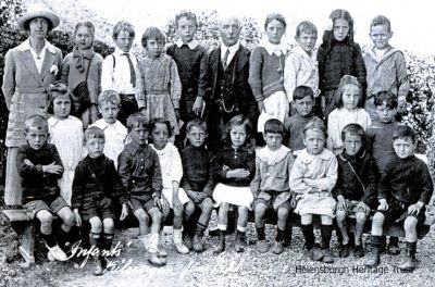 Kilcreggan infants