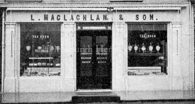 L.MacLachlan & Son Tea Room
