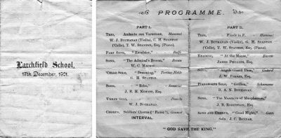 Jack Buchanan on violin