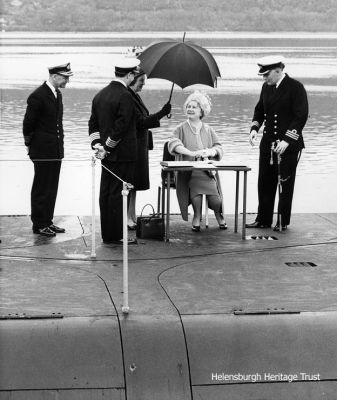 On deck