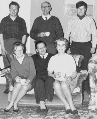 Stage Crew