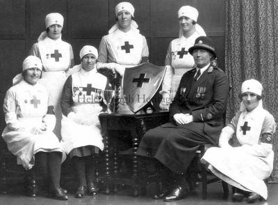 VADs and Red Cross 1925-29