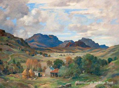 Glen Fruin High Road
