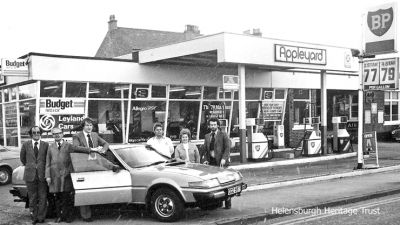 Appleyards Garage