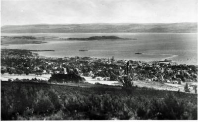 View from the Highlandman's Way
