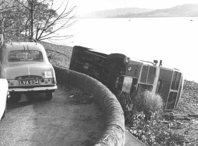 Shandon Bus Crash